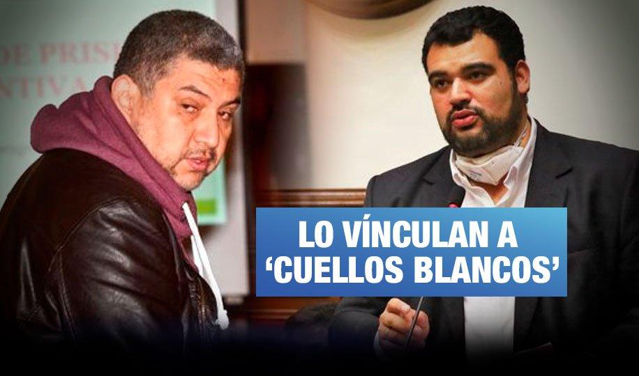 Congresista Aliaga buscó favorecer a su tío denunciado por violencia de género, según aspirante a colaborador