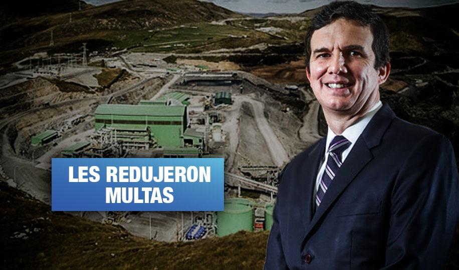 Nuevo ministro de Energía y Minas laboró en dos empresas mineras sancionadas