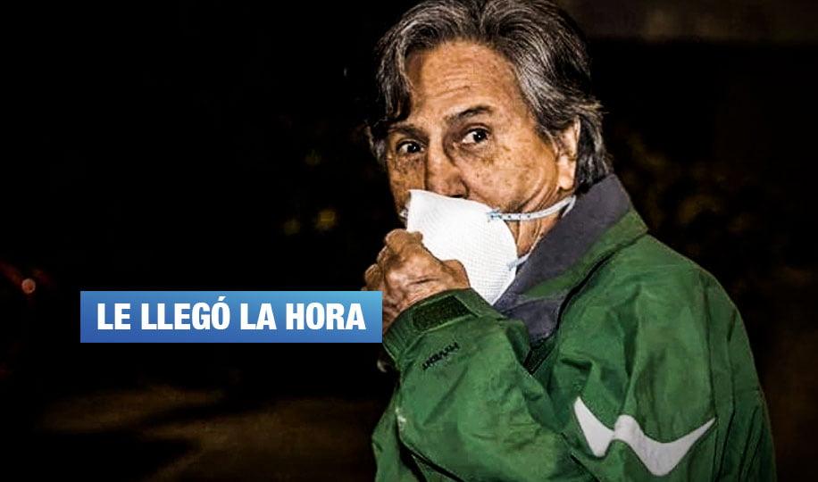 Fiscalía pide 20 años de cárcel para Toledo por caso Interoceánica