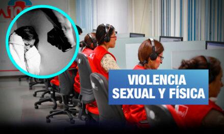 Línea 100 atendió más de 4000 llamadas por violencia de género en Arequipa