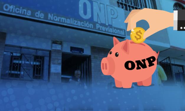 [GRÁFICA]: Posibles cambios a la ONP