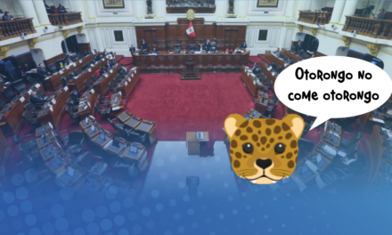 [GRÁFICA]: Así se votó la moción de censura a Manuel Merino
