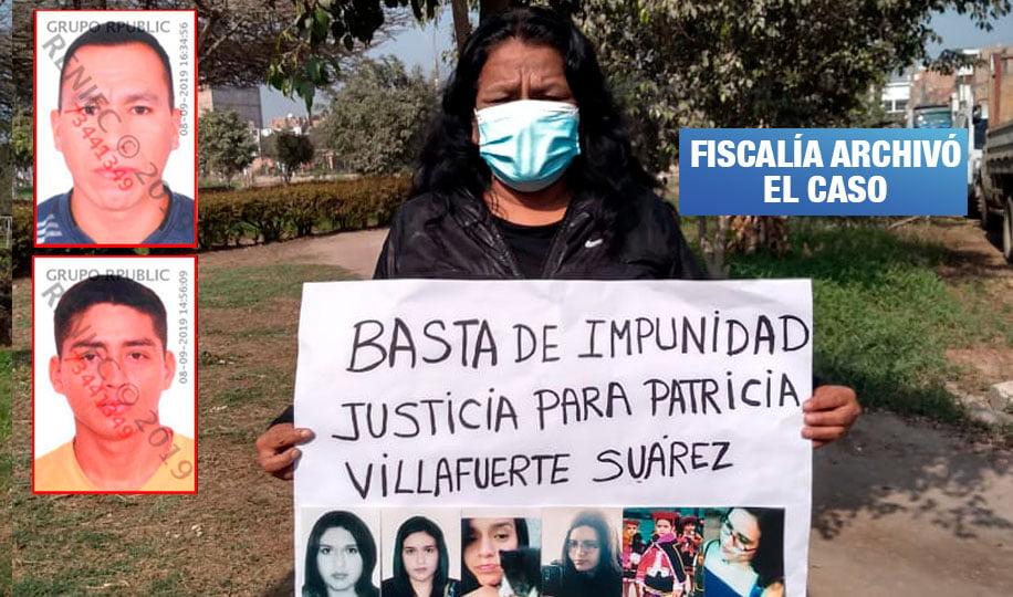 Exigen justicia para Patricia, la joven que murió en un patrullero en custodia de dos policías