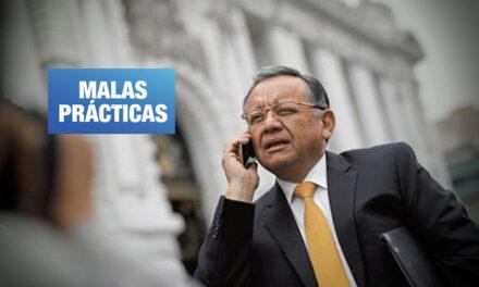 Exagente naval revela que Edgar Alarcón lo contrató para presunto espionaje
