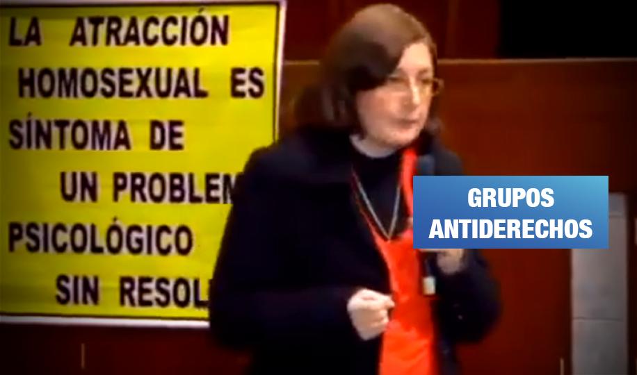Organizan evento con 'especialista' que promueve actos de tortura contra personas LGTBI