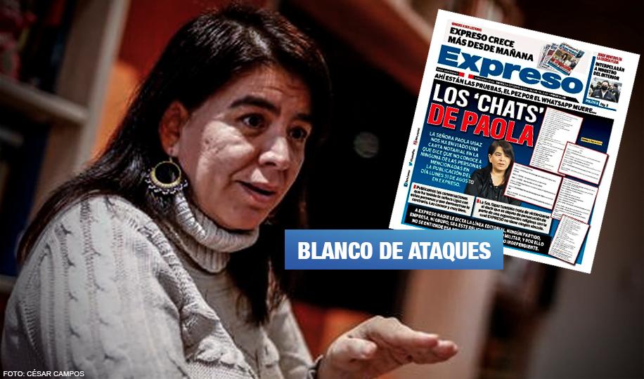 Caso Paola Ugaz: 45 perseguidos por denunciar al Sodalicio de abusos sexuales y tráfico de tierras