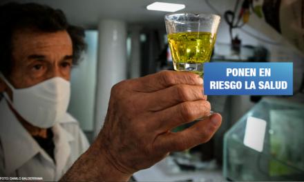 Dióxido de cloro: Colegio Médico investiga a profesionales de salud que promueven su consumo