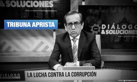 Jorge del Castillo: del partido investigado por corrupción a conductor de un programa 'anticorrupción'