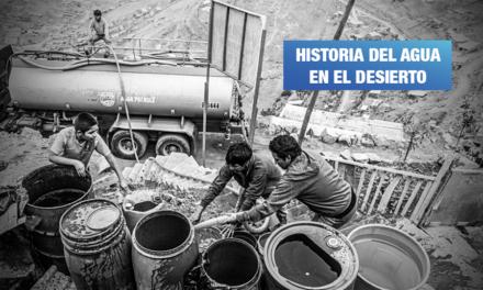 Lima seca: Cuando ya no se puede pagar por el agua