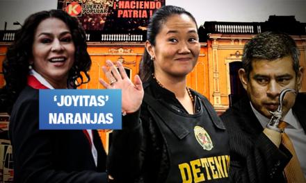 """Cuadros """"renovados"""" de Fuerza Popular: investigados por Fiscalía, exasesores y  portátil"""