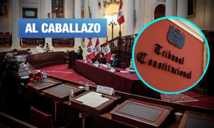 Congreso: Comisión no consultó a especialistas sobre reglamento para elección de miembros al TC