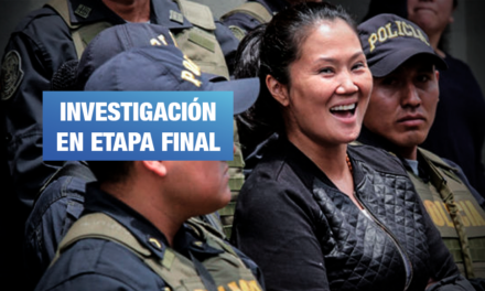 Keiko Fujimori: Confirman que BCP aportó más de US$ 3 millones a campaña de 2011