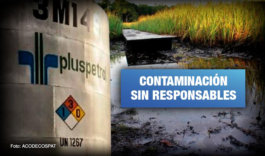 Pluspetrol denuncia a OEFA por exigirle que repare daños ambientales