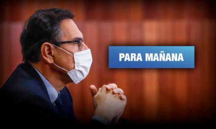 Congreso cita a Vizcarra por 7 presuntas contrataciones irregulares