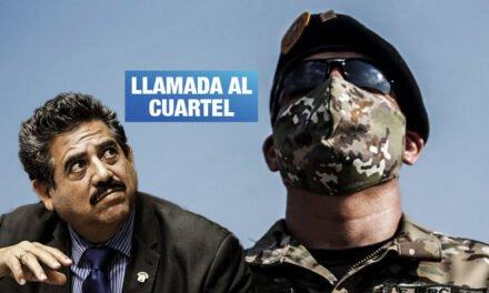 IDL Reporteros: Merino intentó comunicarse con mandos militares antes de moción de vacancia