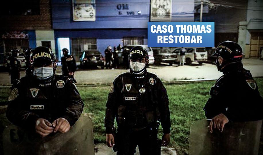 Remueven a policías que participaron en operativo en discoteca de Los Olivos