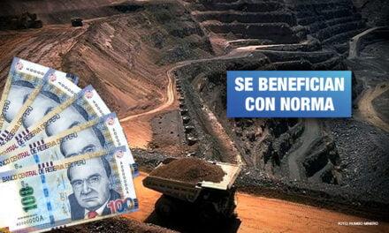 Mineras dejaron de pagar más de S/ 4 millones en multas por infracciones laborales