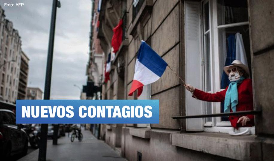 París entra desde hoy en alerta máxima tras incremento de casos de coronavirus