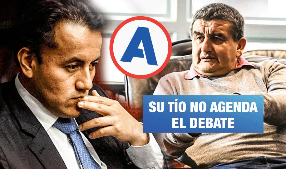 Universidad de Richard Acuña solicita crear más sedes mientras Congreso no debate ley que lo prohíbe