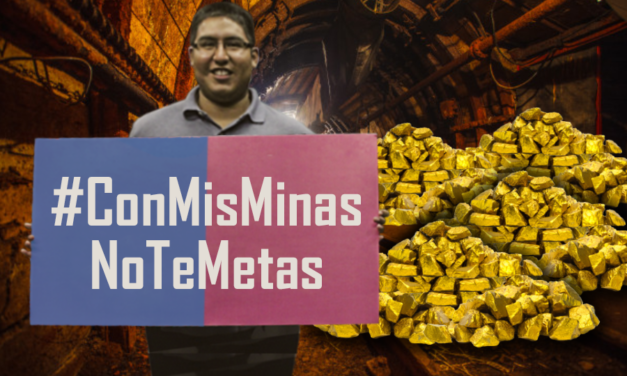 Líder de CMHNTM, Christian Rosas, asesor en la sombra de un poderoso minero