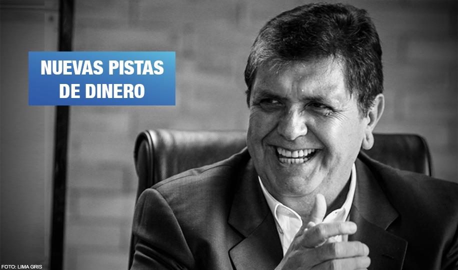 Alan García prestó miles de dólares a empresas inmobiliarias que solo tenían S/ 200 de capital