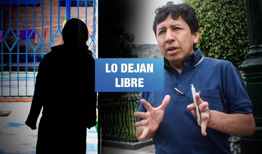 Corte Superior de Ayacucho libera a exalcalde que intentó violar a trabajadora