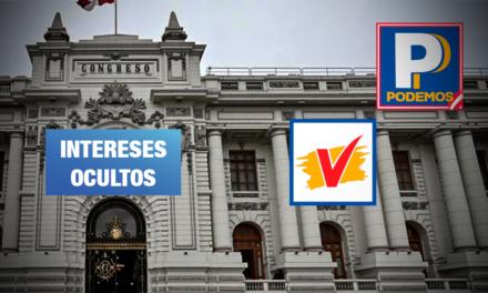 Elección TC: Partidos involucrados en investigaciones por presunta corrupción (Parte 2)