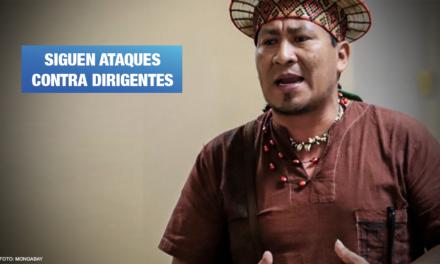 Disparan y amenazan a defensores ambientales de Ucayali