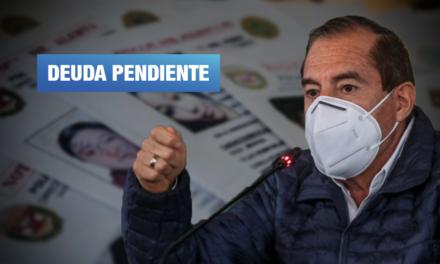 Desaparecidas: Venció el plazo del Gobierno para implementar Sistema de Búsqueda