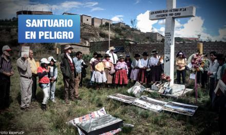 Ayacucho: Alertan que ampliación de aeropuerto afectará terreno del Santuario de la Memoria