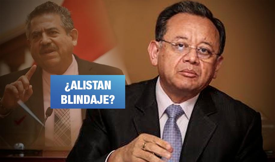Denuncias constitucionales contra Edgar Alarcón siguen estancadas en el Congreso