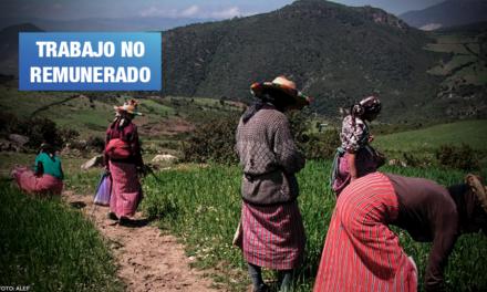 El problema de la mujer y la tierra, por Kely Alfaro