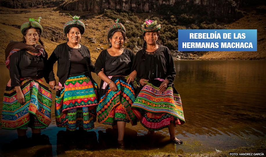 Quispillacta: El pueblo donde las mujeres obtienen agua del cielo y la guardan en lagunas