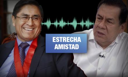 Nuevo audio confirma vínculo del congresista José Vega con César Hinostroza