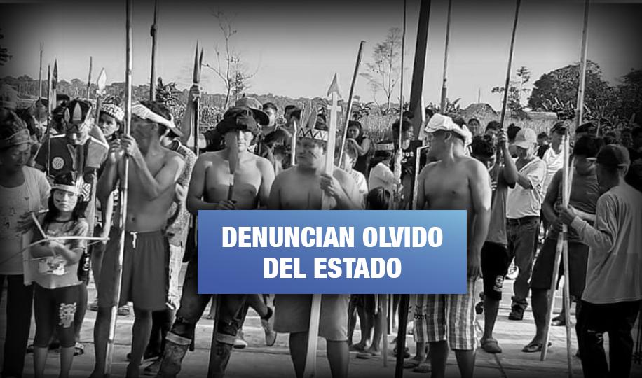 Loreto: Comunidades afectadas por derrames de petróleo inician paro