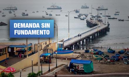 Megapuerto de Chancay: Retiran denuncia de difamación contra defensores ambientales