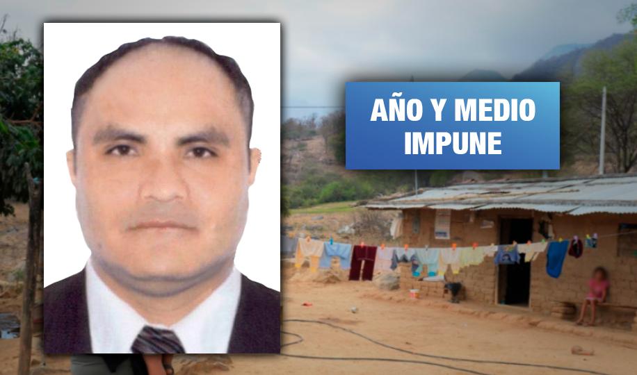 Programan juicio a profesor prófugo que violó y embarazó a niña en Piura