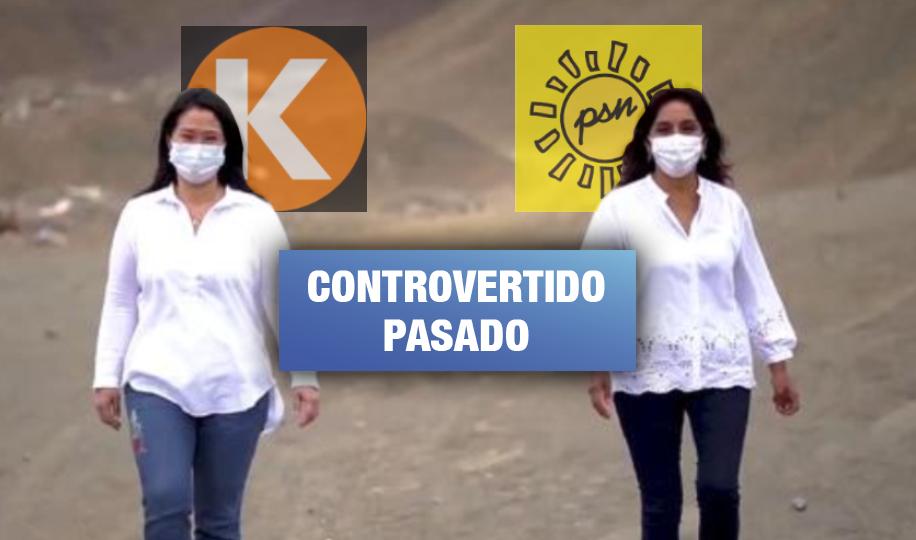 Patricia Juárez: De funcionaria de Castañeda Lossio a militante de Fuerza Popular