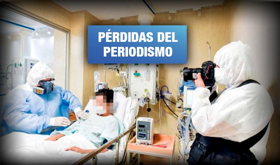 163 periodistas peruanos fallecidos y cerca de 500 en desempleo durante pandemia