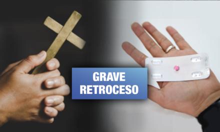 Píldora del día siguiente: Juzgado acepta apelación de grupo católico que impide su distribución