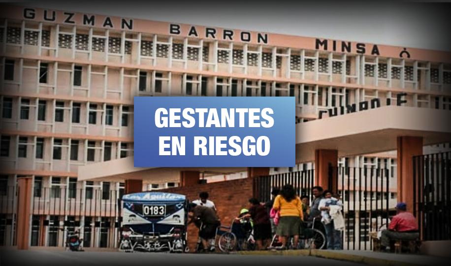 Hospitales de Chimbote niegan atención oportuna a embarazadas