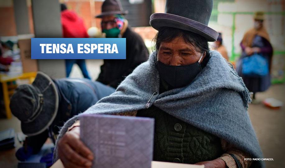 Elecciones en Bolivia: Suspenden conteo rápido y se encienden las alertas