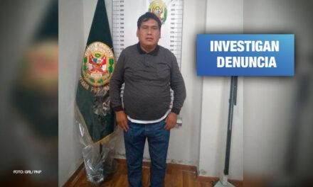 Dictan prisión preventiva contra alcalde en Cusco por tentativa de violación sexual