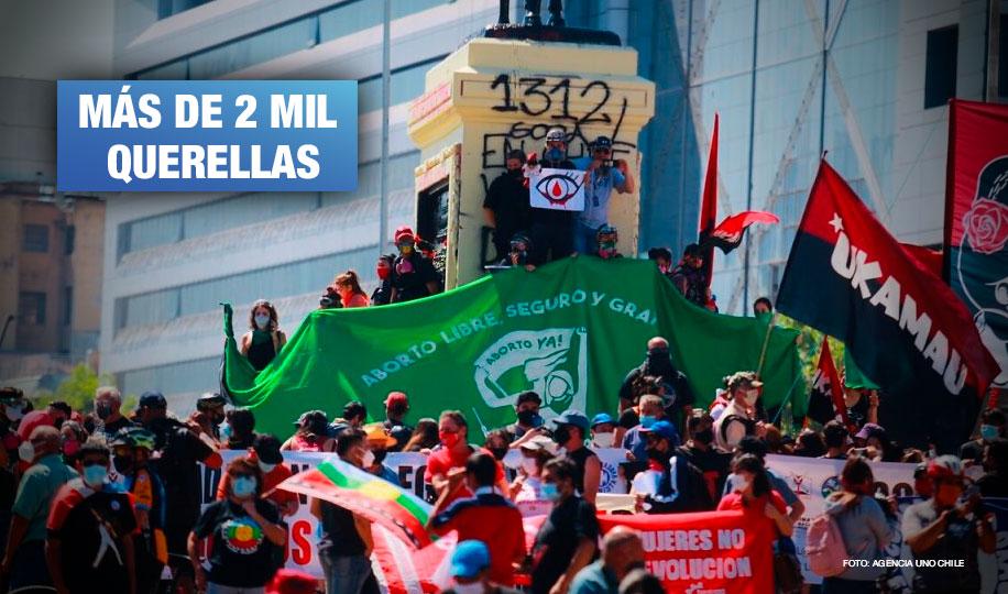 Chile: A un año del estallido social están pendientes violaciones a derechos humanos
