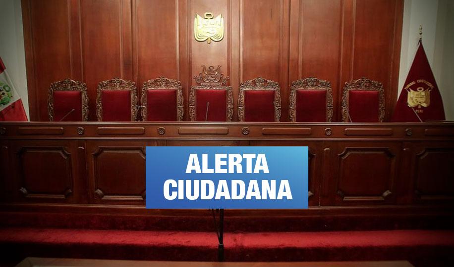Elección TC: Inicia concurso público para elegir a nuevos magistrados pese a críticas