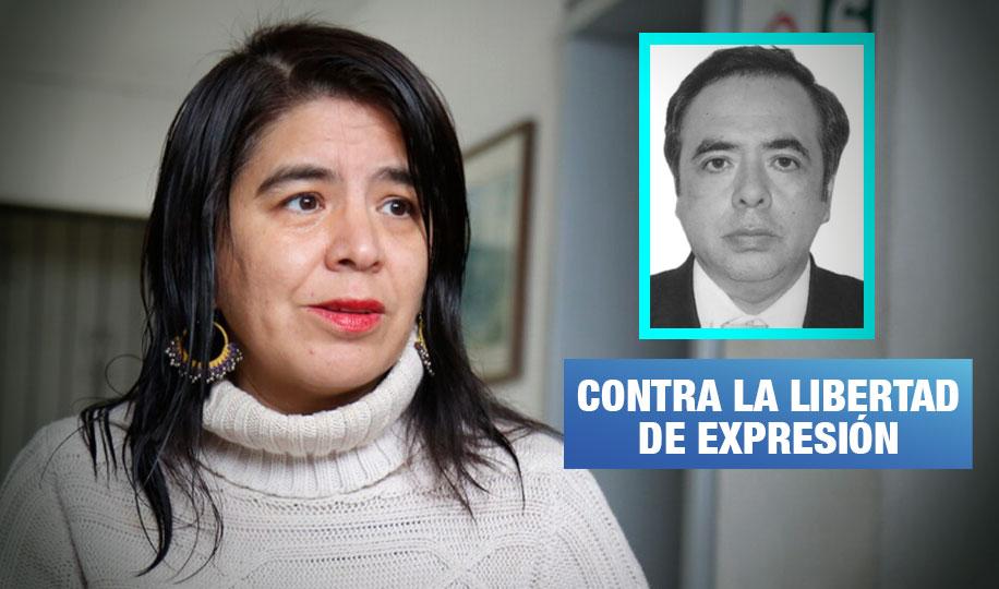 Juez que admitió denuncia contra Paola Ugaz resolvió otros casos en perjuicio de la prensa