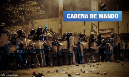 Plan policial descubierto: Identifican a jefes policiales a cargo de ofensiva contra protestas