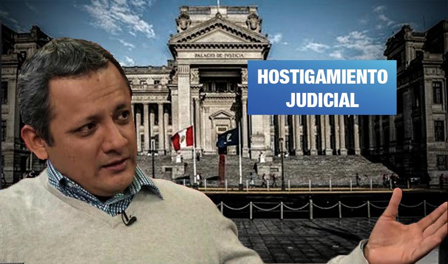 Sodalicio: otro periodista es querellado tras revelar presunto tráfico de tierras