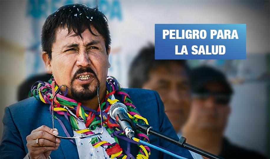 PJ ordena destituir a gobernador regional de Arequipa por incumplir protocolo de COVID-19