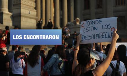 Defensoría del Pueblo: No quedan personas por ubicar tras protestas